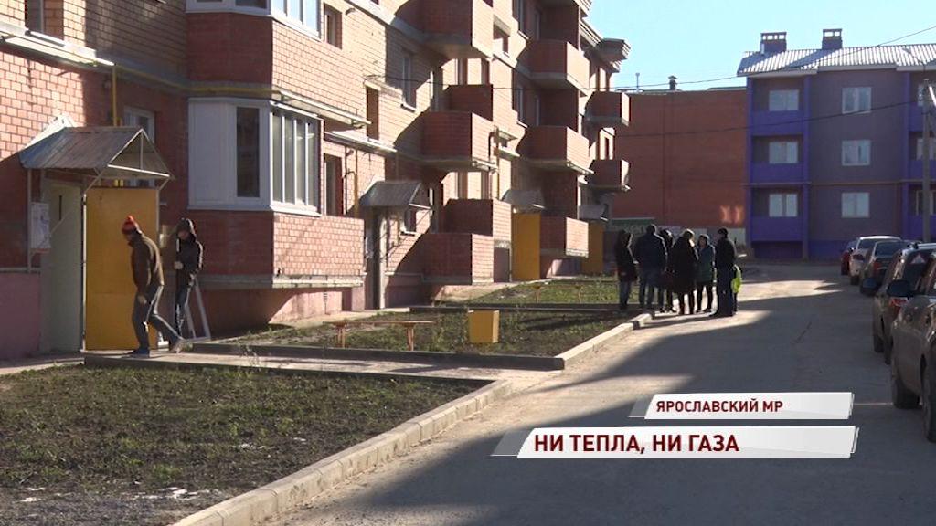 Жители новостройки в поселке Щедрино живут без газа и отопления: кто виноват