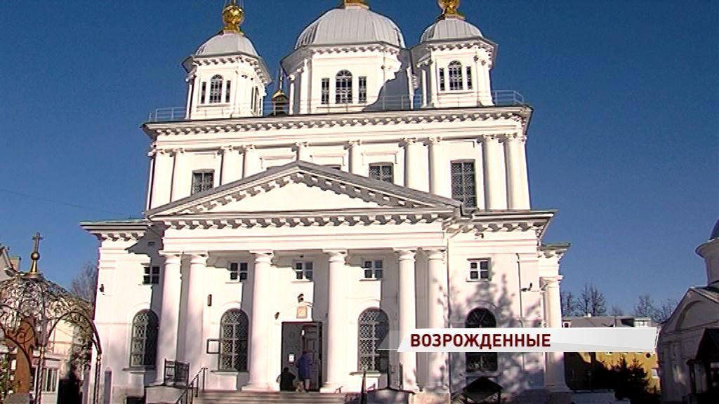 Возрождение двух ярославских монастырей отметят большим фестивалем искусств