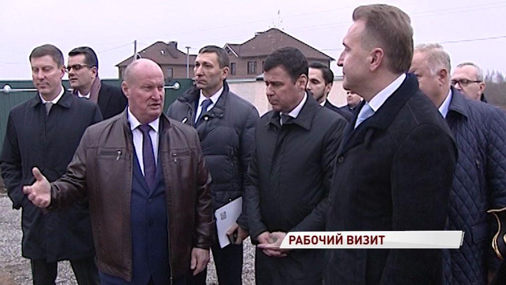 Игорь Шувалов побывал в Ярославле с рабочим визитом: каковы перспективы сотрудничества