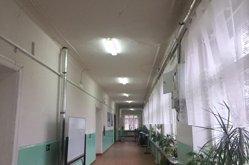 Одна из школ Рыбинска закрывается на внеплановый ремонт: куда пойдут ученики