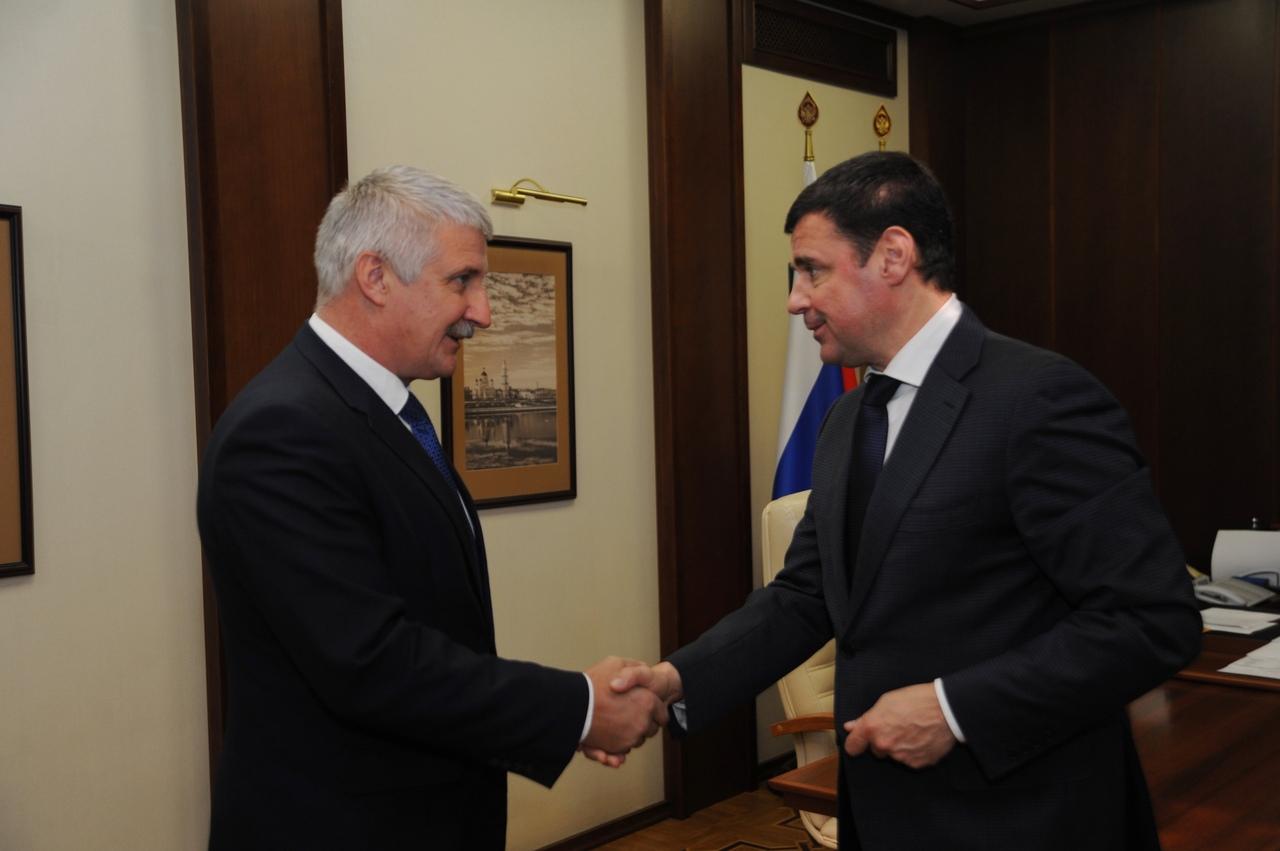 Дмитрий Миронов обсудил с главой Рыбинска итоги ремонта дорог