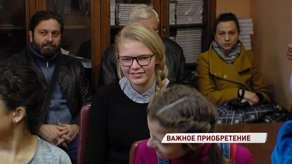 Слабослышащие дети получили слуховые аппараты от всероссийского детского фонда