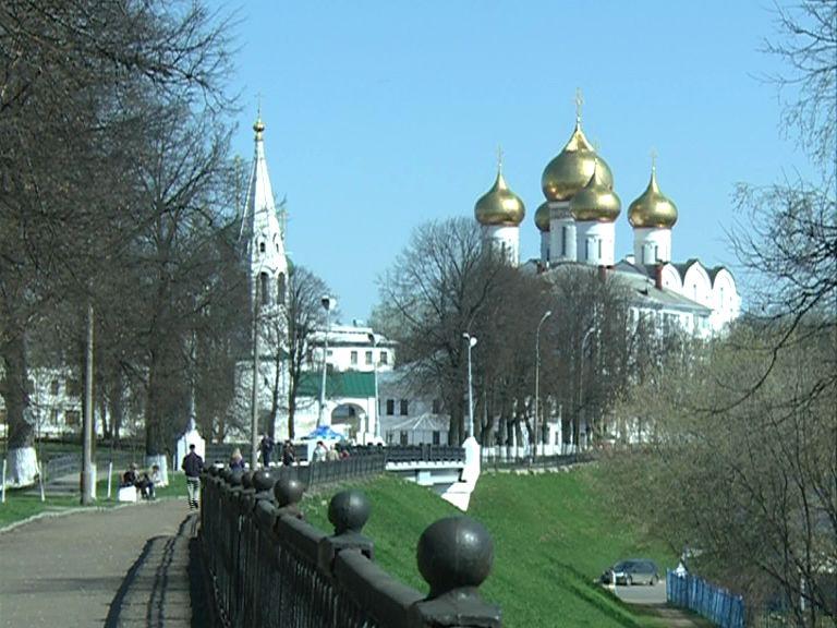 На Волжской набережной в Ярославле может появиться плавучий ресторан