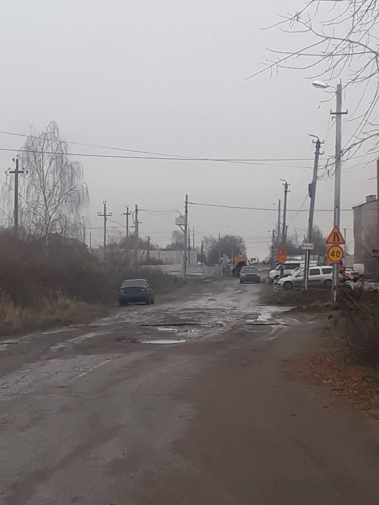Прокуратура требует отремонтировать дорогу в Кузнечихе