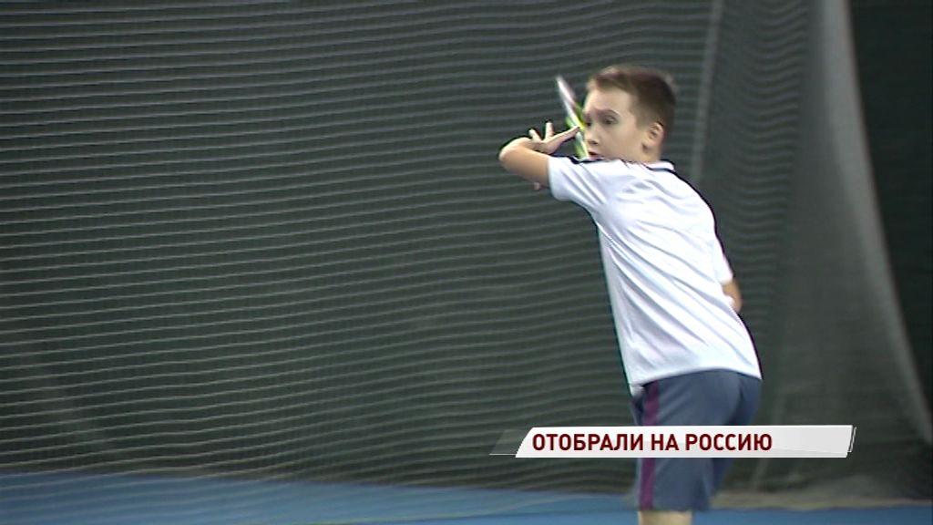 В Ярославле прошел финал Первенства области по теннису