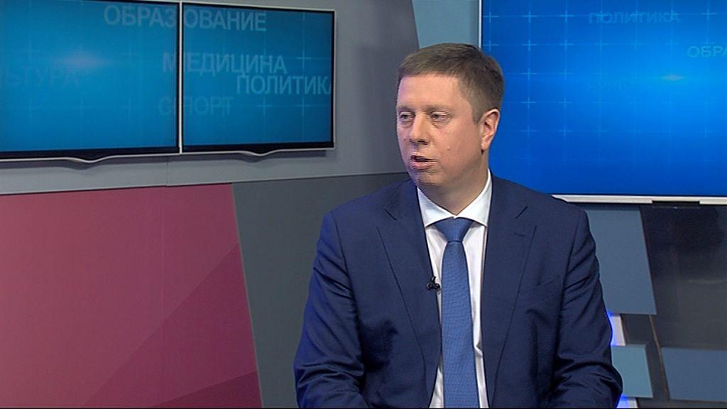 Программа от 21.11.18: Илья Баланин