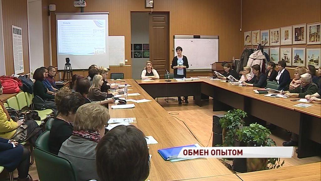 Руководители некоммерческих организаций обменялись опытом в ресурсном центре