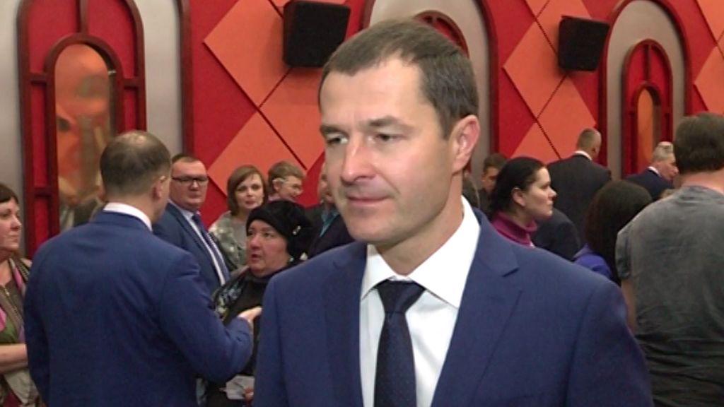 Владимир Волков стал официальным кандидатом на пост градоначальника