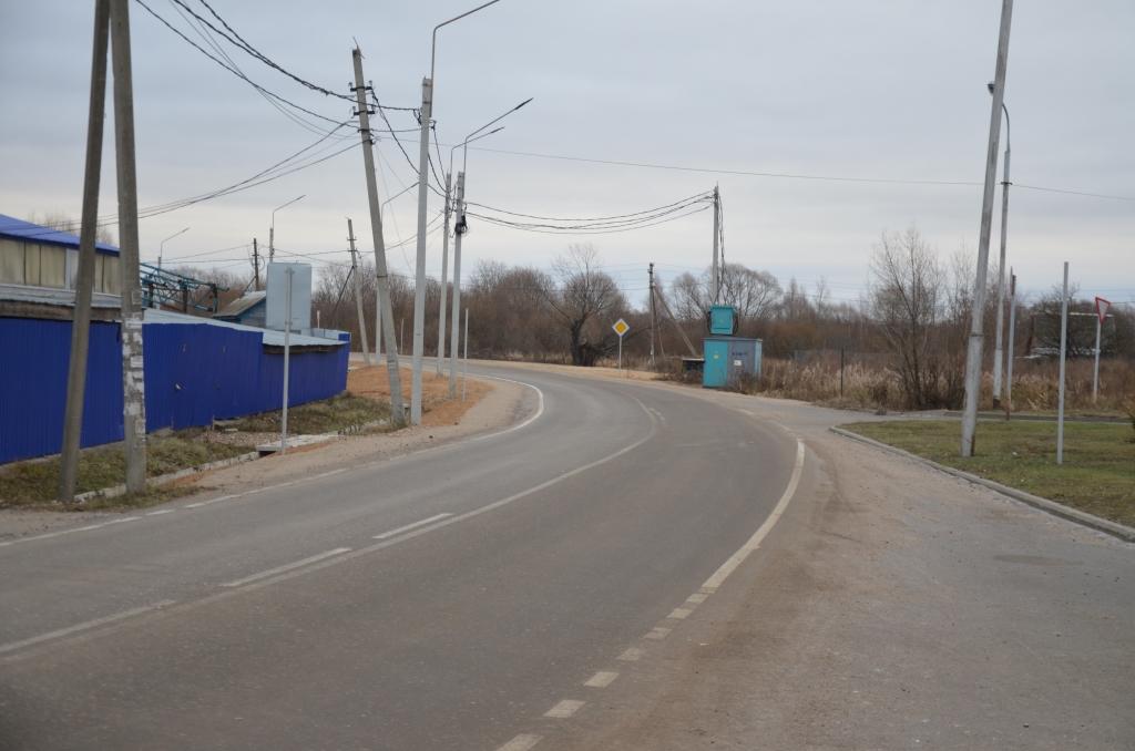 Достроили: в Переславле появилась дорога- дублер участка М-8