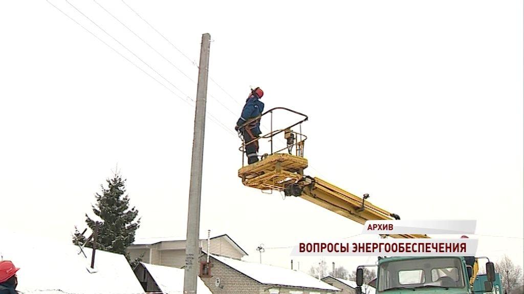 Дмитрий Миронов встретился с гендиректором электросетевой компании: какие вопросы обсудили