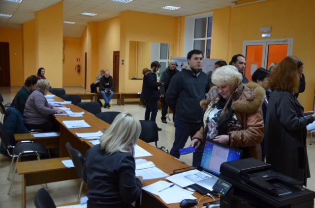 За выборами в Переславле наблюдают представители разных партий