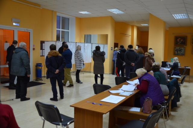 В Переславле закрылись избирательные участки