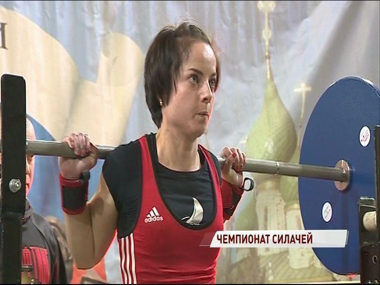 Поднять 100 килограммов для них не проблема: в Ярославле прошел Кубок области в классическом пауэрлифтинге