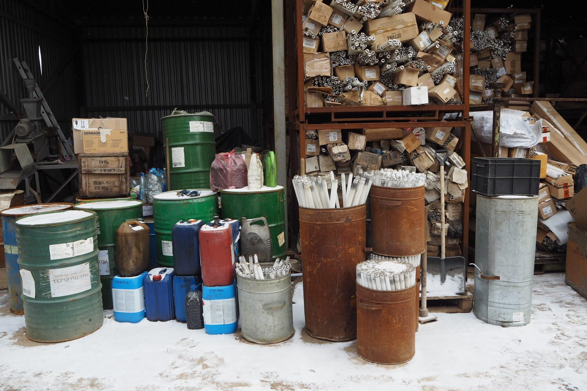В этом году жители области отдали на утилизацию более 11 тонн батареек