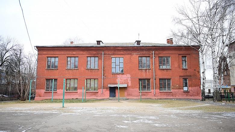 В Ярославле отремонтируют здание школы №7