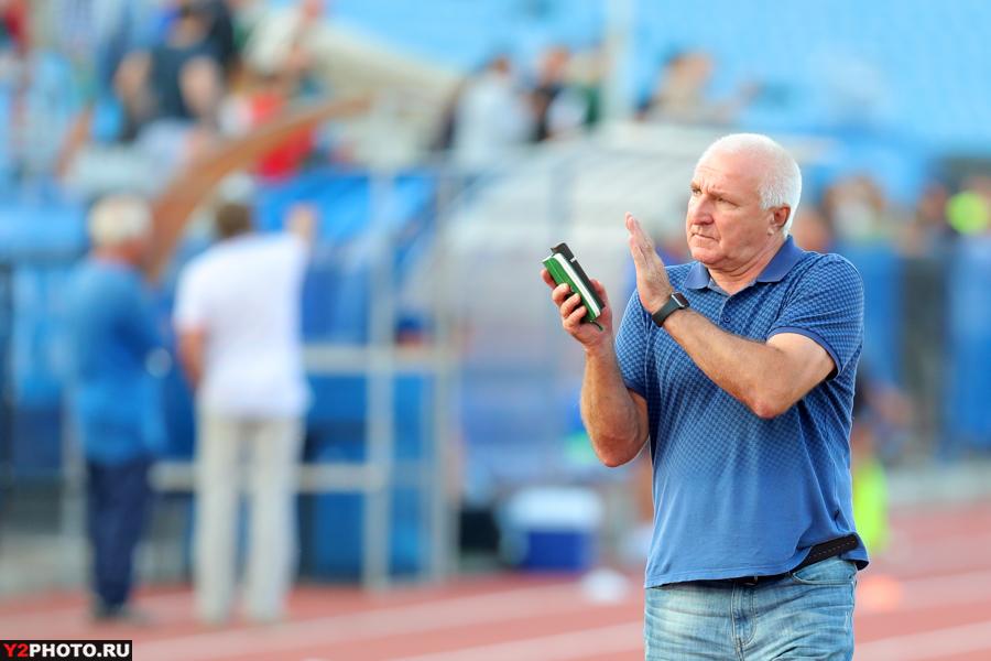 Александр Побегалов поборется за звание лучшего тренера месяца в ФНЛ