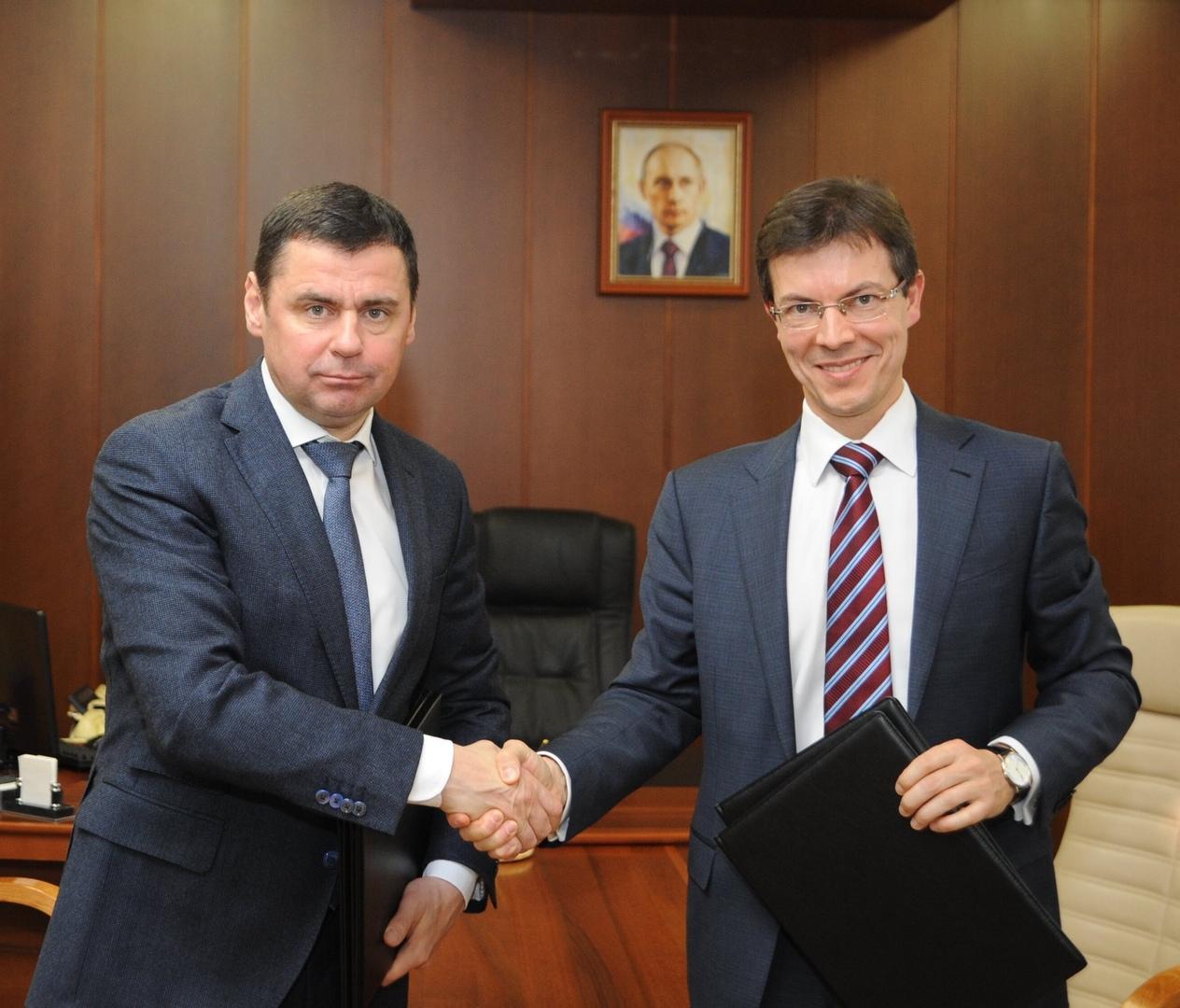 Дмитрий Миронов: «Будем мониторить качество продукции совместно с Роскачеством»