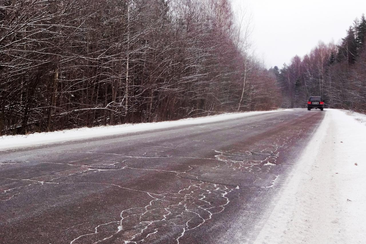 Трассу «Рыбинск – Глебово» отремонтируют по просьбам жителей