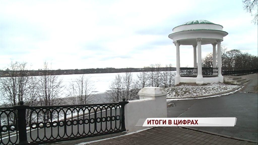 Губернаторскую беседку на Волжской набережной Ярославле отремонтировали