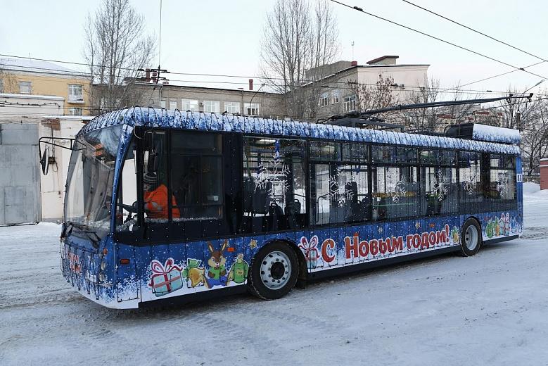 Стало известно, когда в первый рейс отправится «Волшебный троллейбус»