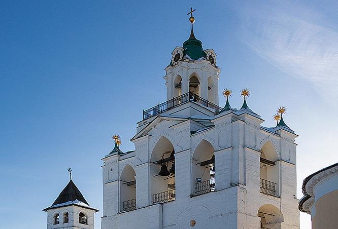 Куранты в Ярославском музее-заповеднике вновь обрели голос