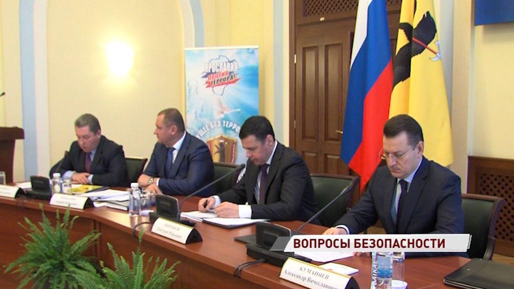 Дмитрий Миронов потребовал усилить контроль за безопасностью в регионе во время крупных событий