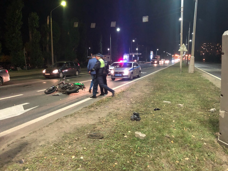 Дело москвича, насмерть сбившего мотоциклиста на Московском, передано в суд