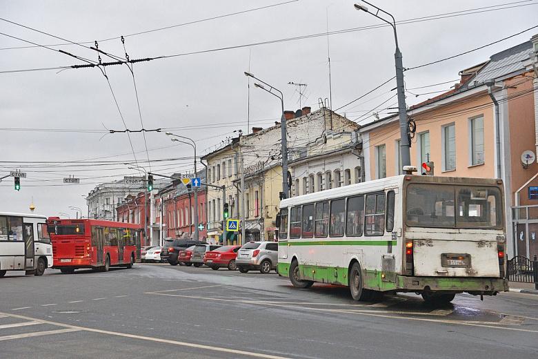 50 новеньких автобусов выйдут на маршруты в Ярославле в следующем году