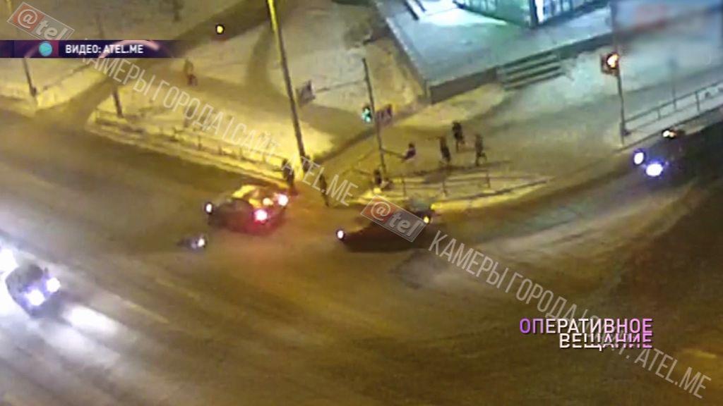 На пешеходном переходе в Рыбинске сбили пенсионера