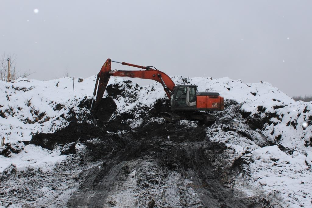 Комплекс по дроблению отходов на «Скоково» достроят к концу декабря