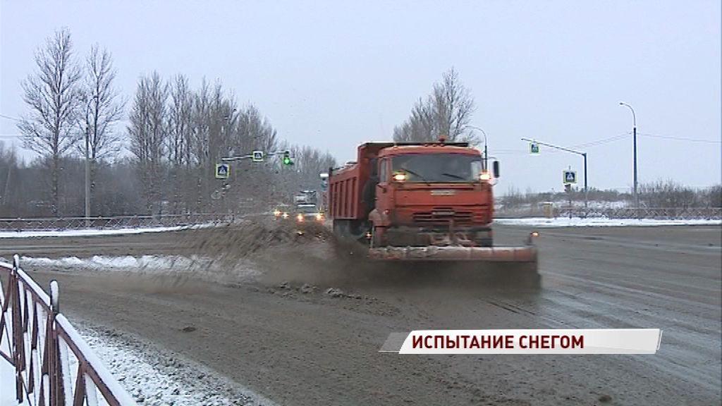 Ярославль утонул в снегу: как коммунальные службы боролись со стихией