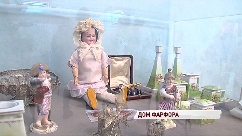 В Ярославле состоялась церемония открытия нового музея имени ярославского мецената