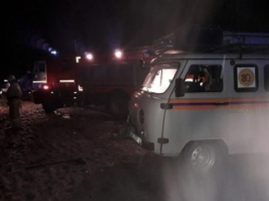 Жуткая авария под Ярославлем. «Форд» влетел под фуру: двое погибших, еще семеро в реанимации