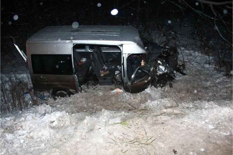 Новые подробности ДТП в Гаврилов-Ямском районе: погибшие ехали спереди непристегнутыми
