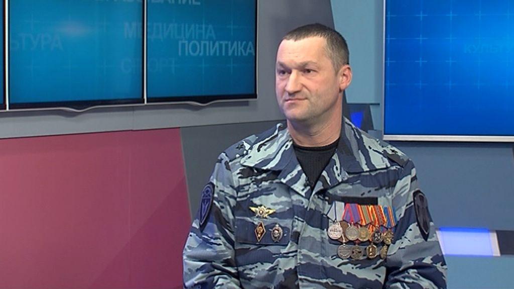 Программа от 07.12.18: Алексей Костерин
