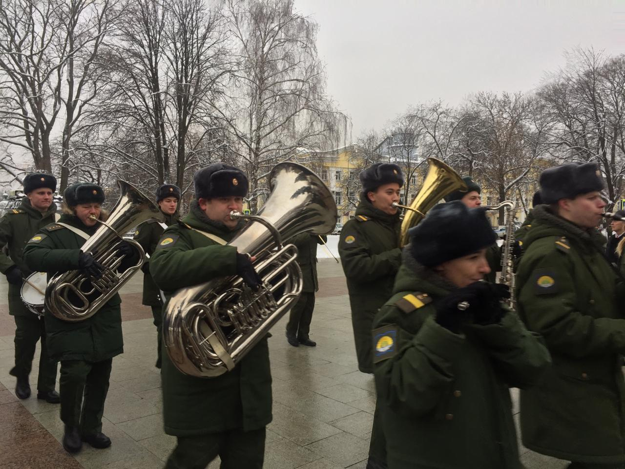 Страна готовится ко Дню Героев Отечества: в Ярославле стартовали праздничные мероприятия