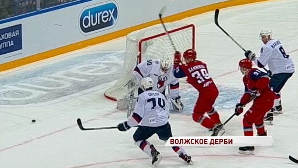 «Локомотив» перед паузой в КХЛ сыграет с «Торпедо». Прямая трансляция на «Первом Ярославском»