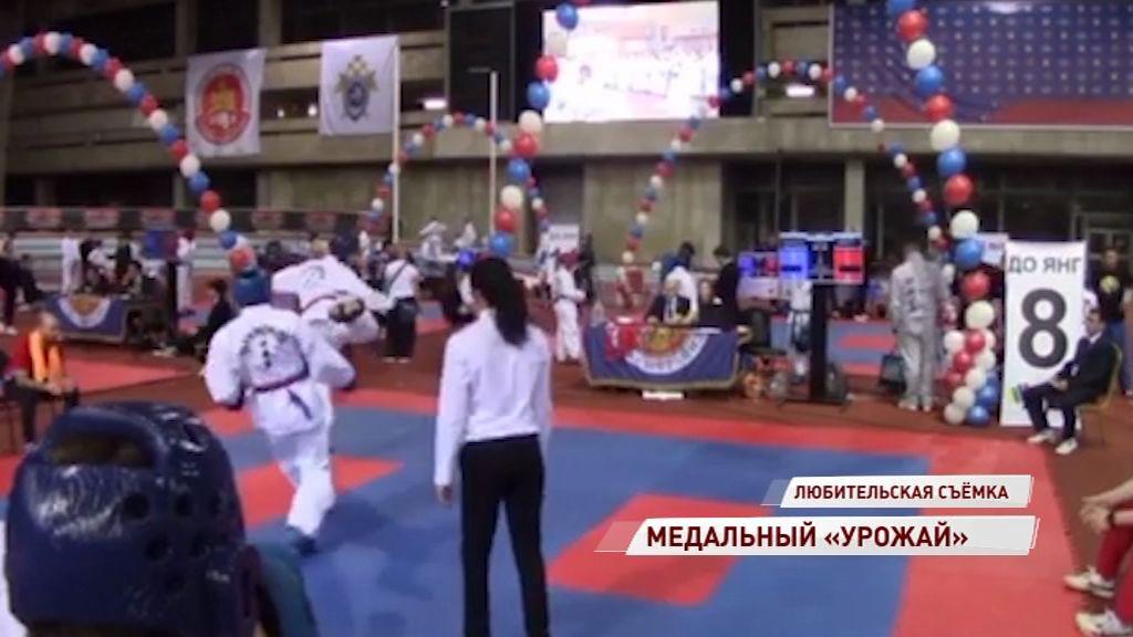 Ярославские тхэквондисты привезли 13 медалей с международных соревнований