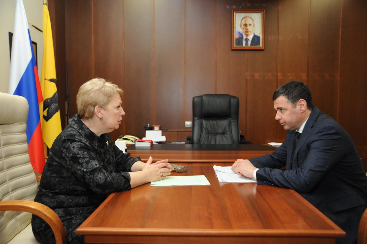Дмитрий Миронов: «Готовы инициировать совместный проект с Минпросвещения для воспитания культуры поведения на дорогах»