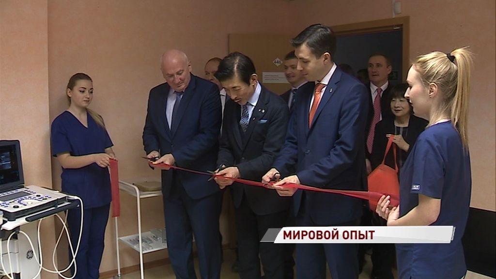 Сотрудничество продлено: в Ярославль прибыли ведущие онкологи из Японии