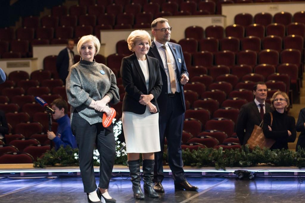 Участники проекта «Доброта в лицах» встретились с вице-премьером РФ Ольгой Голодец