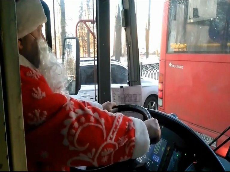 На дороги Ярославля возвращается «Волшебный троллейбус»