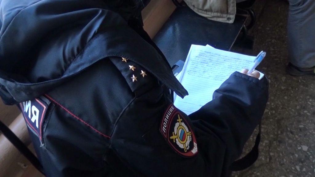 Полиция раскрыла кражу денег с карты