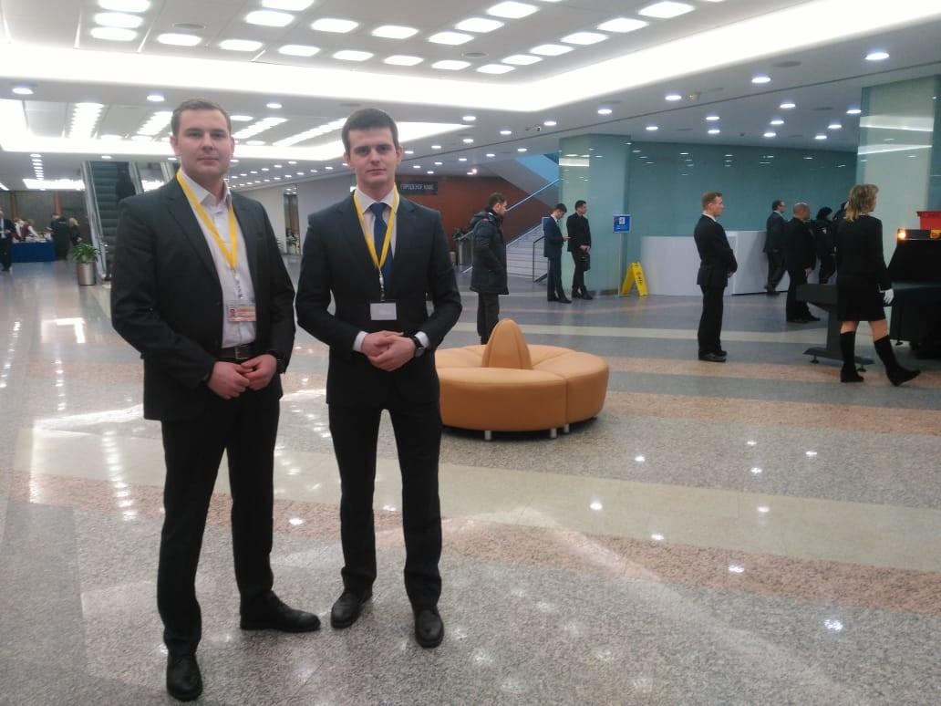 «Первый Ярославский» работает на пресс-конференции Владимира Путина