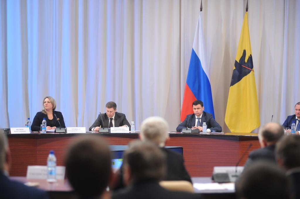 На нацпроекты «Демография» и «Здоровье» в области направят три миллиарда рублей