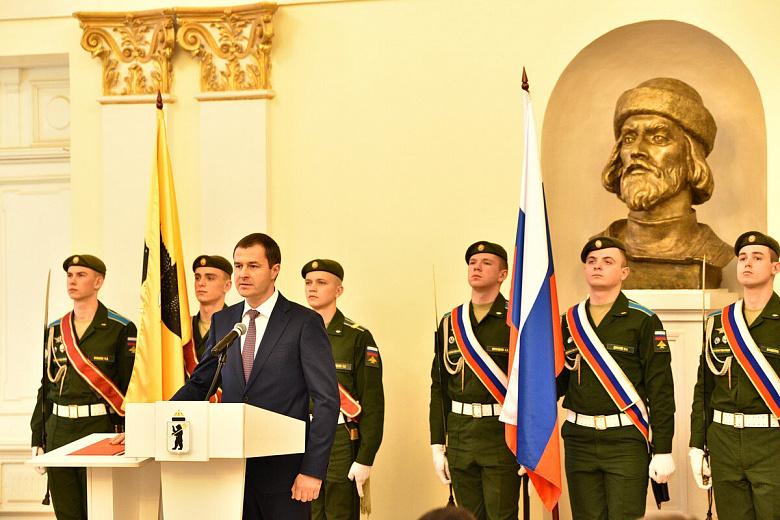 Владимир Волков официально вступил в должность мэра: какие надежды возлагают на градоначальника