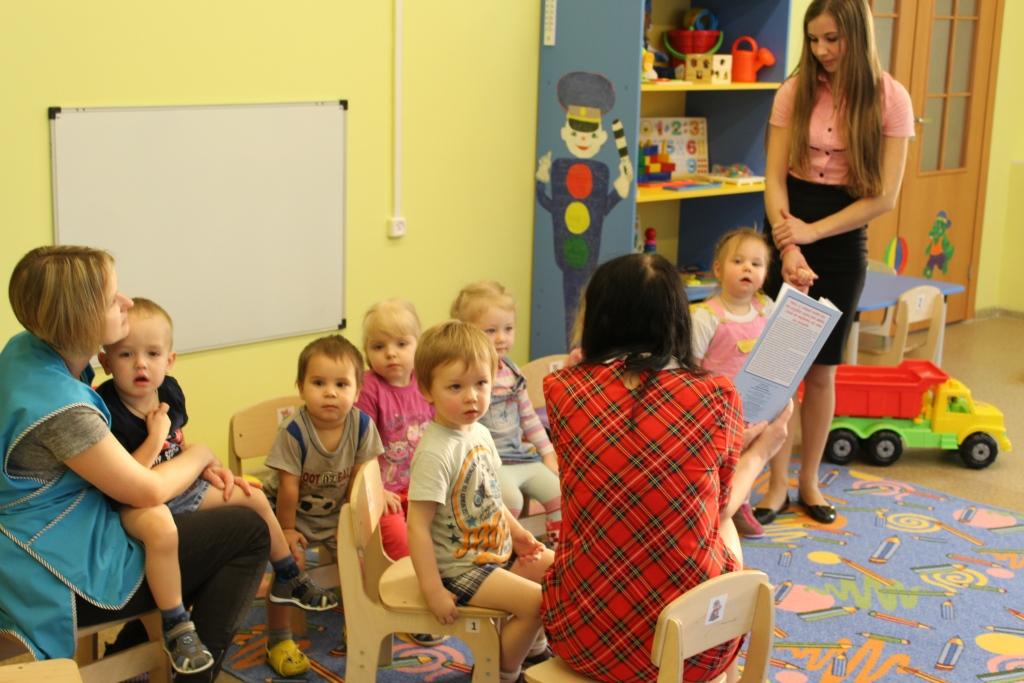 В следующем году в Ярославской области откроются семь новых детских садов