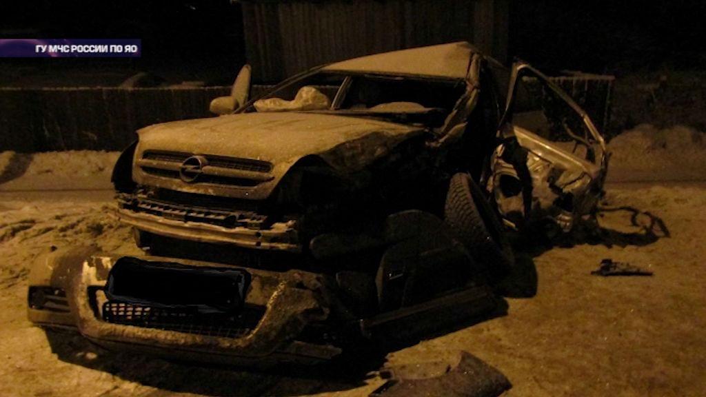 В Первомайском районе столкнулись грузовик и легковушка