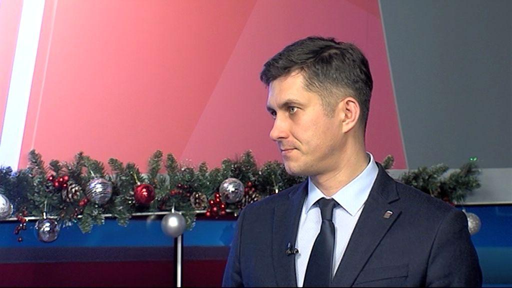 Артур Ефремов рассказал о формировании бюджета Ярославля