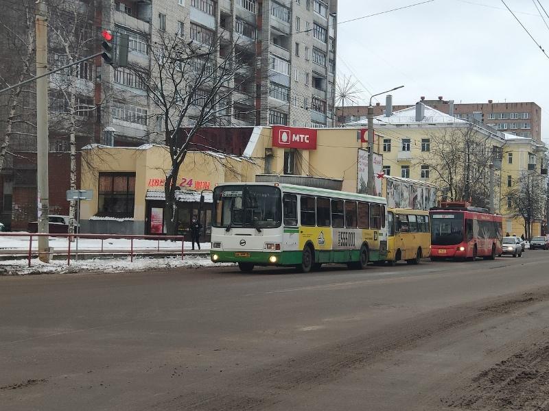 В Рыбинске с 2019 года изменится стоимость проезда